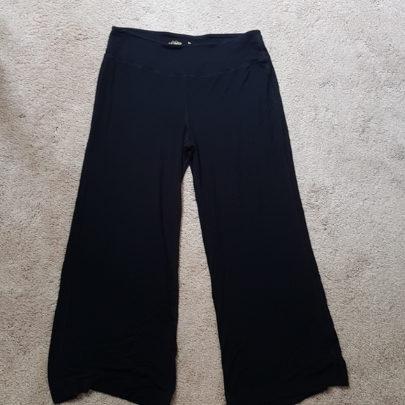 Diane Kennedy black sweat pants
